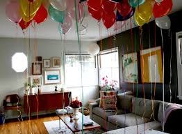 lovely home decoration for birthday party images 3 around