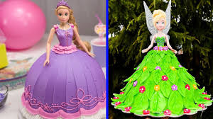 15 Barbie Doll Cakes With Images For Girls New Collection