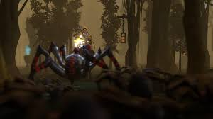 broodmother vs keeper of the light wallpapers hd dota 2