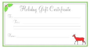 Free Printable Gift Certificate Template Word Printable Gift Voucher Template Online Printable Gift