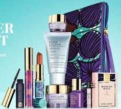 estee lauder 9 pc gift with purchase myer my gift with purchase gifts estee lauder free gift and free gifts