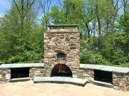 outdoor fireplace with pizza oven charming outdoor fireplace and pizza oven outdoor fireplace with pizza oven