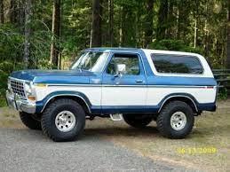 1978 Ford Bronco For Sale Belfair Washington Ford Bronco For Sale Bronco For Sale 1978 Ford Bronco