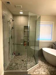 shower doors clear image glass residential window glass shower door glass types types of shower glass