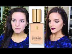 estee lauder double wear foundation i review demo lets learn makeup