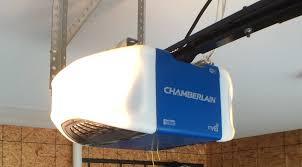 wifi garage door openerChamberlain WiFi Garage Door Opener Review