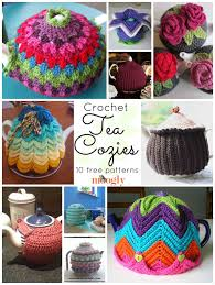 Tea Cozy Crochet Pattern