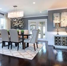 area rugs in dining rooms dinning room love the dark floors would prefer larger table round area rugs in dining rooms