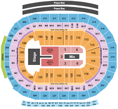 Little Caesars Arena Concert Virtual Seating Chart Buy Billie Eilish Tickets Seating Charts For Events
