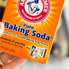 So how does baking soda improve an acidic cup of joe? What Makes Baking Soda So Good For Cleaning Kitchn