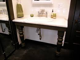 40 Upcycled And OneofaKind Bathroom Vanities DIY Delectable Bathroom Vanity Countertop Ideas