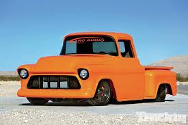 1956 Chevrolet Stepside - Truckin` Magazine