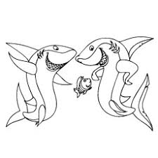 Ocean Animals Color Pages 35 Best Free Printable Ocean Coloring Pages Online