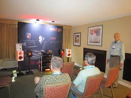 kef ls50 home theater. richard schram parasound explain \u0026 kef ls 50 room 2 newport audio show 2014 kef ls50 home theater p