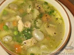 Фотографии еды продуктов фруктов Зеленый суп рецепт Зеленый суп рецепт