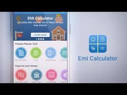 Emi Calculator Loan Finance Planner Apps On Google Play
