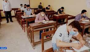 جدول امتحانات الثانوية العامة 2021 مواعيد باقي مواد العلمي بعد اختبار  العربي - ايجي توداى