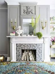 modern fireplace walls new non working fireplace decorating ideas for your home