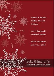 Christmas Party Invitation Templates Bing Images Christmas Card