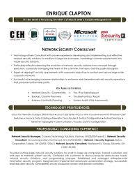 Ccna Cv Ccna Skills Resume