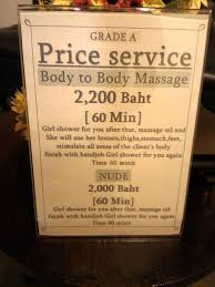 NSFW Went to a spa in Bangkok with my girlfriend. She insisted.
