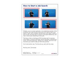 job success how to start a job search dvd first version asl job success how to start a job search dvd first version