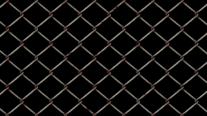 transparent chain link fence texture. Rusty Fence Red Rust Chain Isolated Transparent Link Texture