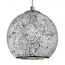 searchlight 1069wh le 1 light ceiling pendant white
