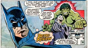 Discounts up to 70% off for all products! Retro Review Dc Special Series 27 Batman Vs The Incredible Hulk Fall 1981