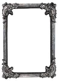 antique black frame. Vintage Black Frame Png. Precut By Nathl Fr Clipart Antique A