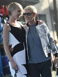 Ellen And Portia Ellen Degeneres Talks Finding Love With Portia De Rossi We Are