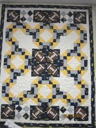 University of Michigan Quilt and Pillowcase (all hand-sewn ... & University of Michigan Quilt and Pillowcase (all hand-sewn) | Sewing and  Quilting | Pinterest | Hand sewn Adamdwight.com