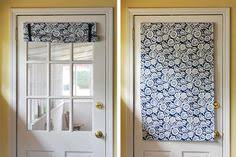 front door window coverOffice  Window Treatment Ideas For French Doors Front Door
