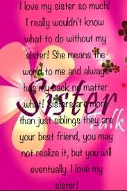 261 best Sister quotes images on Pinterest