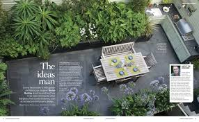 Small Picture garden design journal feature buckley design buckley design