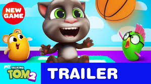 my talking tom 2 is here new game official trailer