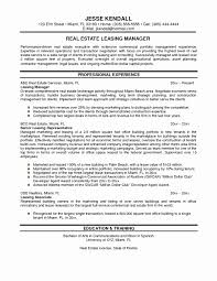 Leasing Agent Resume Awesome 29 Fresh Pics Real Estate Agent Resume