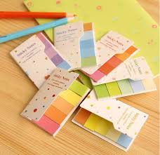 Cute Memo Boards Fascinating New Hot Sale Cute Rainbow Color Sticky Notes Memo Boards Memo Pads