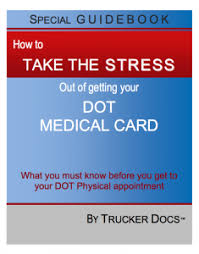 Dot Physical Eye Chart Dot Physical Exam Free Guidebook To Getting Your Dot