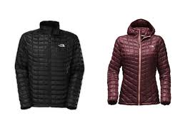 the north face s thermoball