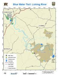 Kentucky Department Of Fish Wildlife Licking River
