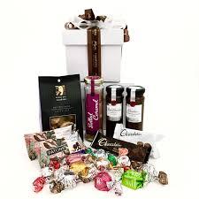 mini chocolate tower