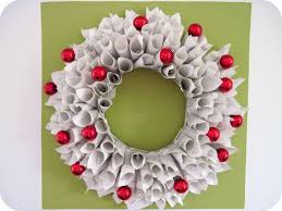 Paper Decorations Christmas Paper Christmas Ornaments To Color