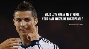 Famous Athlete Quotes New Cristiano Ronaldo Quotes Famous Quotes SuccessStory