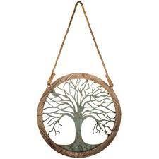 round tree metal wall decor hobby