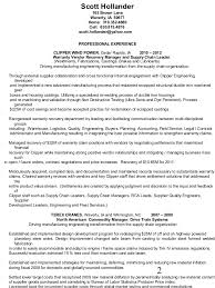 Sourcing Specialist Sample Resume