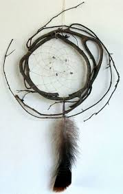 How To Make A Cherokee Dream Catcher