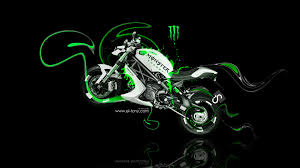 monster energy ducati bulgari fantasy moto plastic