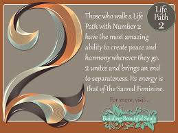 Numerology Chart 2 Numerology 2 Life Path Number 2 Numerology Meanings