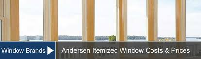 Andersen Window Prices Costs For Installation And Supply